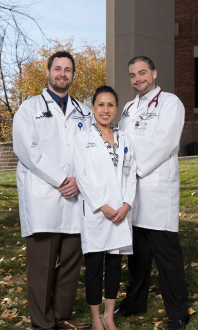 Pueblo Pulmonary Fellows